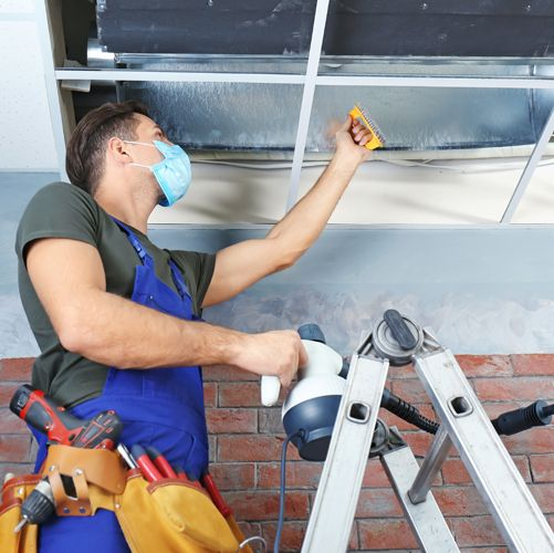 Vent Cleaning and Carpet Cleaning